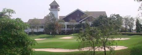 Alpine Golf Club-Golfreise Bangkok & Pattaya