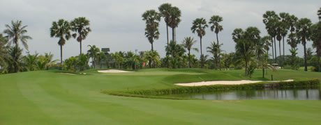 Suwan G&CC-Bangkok Golf-Package