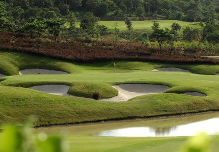 Black-Mountain-Hua Hin – Golf, Strand und Shopping