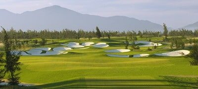 Golf-Küste Vietnam-Montgomerie-Links