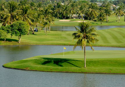 PGA-Golf-Package Bangkok-Thai Country Club